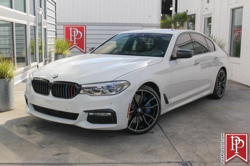 2017 BMW 5 Series 31