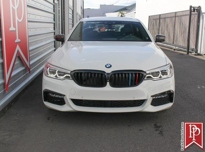 2017 BMW 5 Series 16