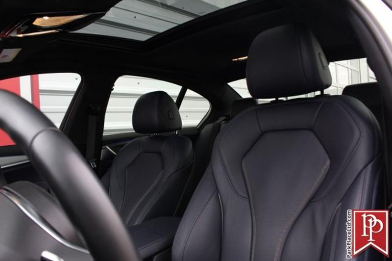 2017 BMW 5 Series 18