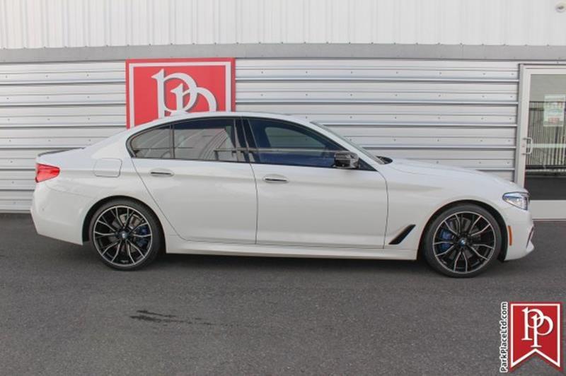 2017 BMW 5 Series 14