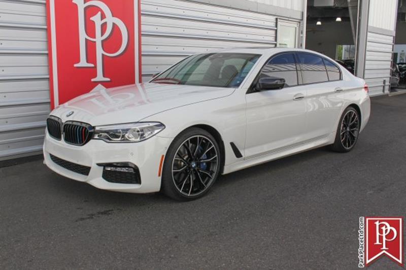 2017 BMW 5 Series 9