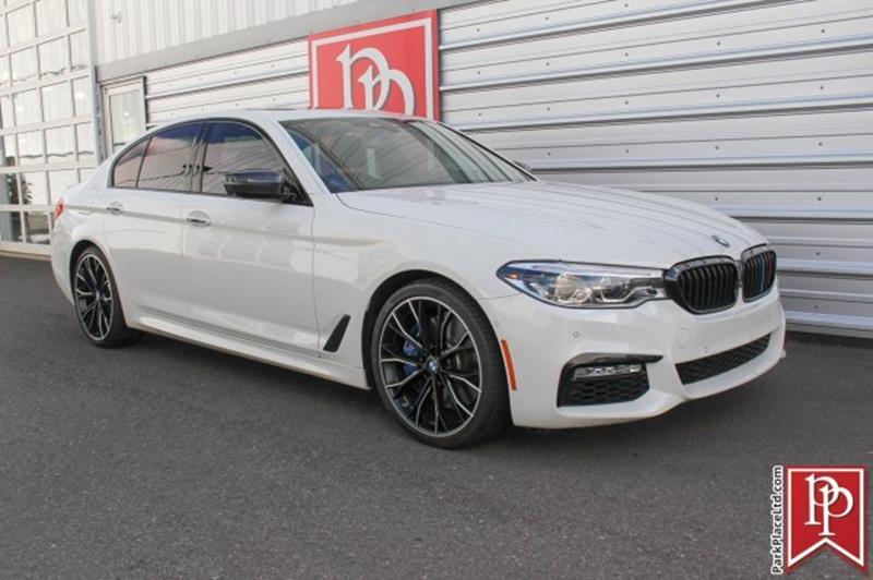2017 BMW 5 Series 15
