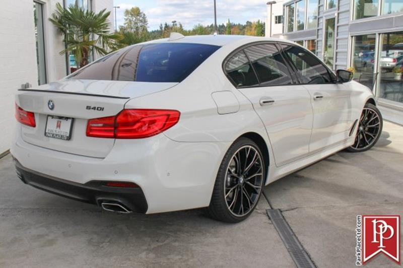 2017 BMW 5 Series 37