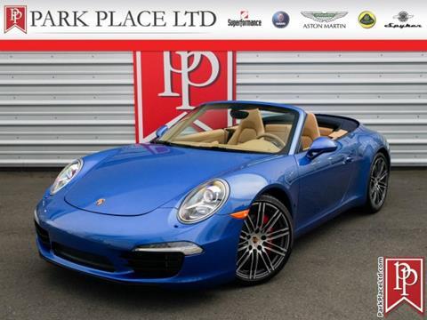 2015 Porsche 911 for sale in Bellevue, WA