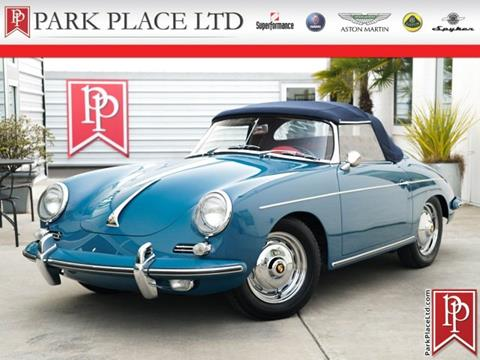 1962 Porsche 356 for sale in Bellevue, WA