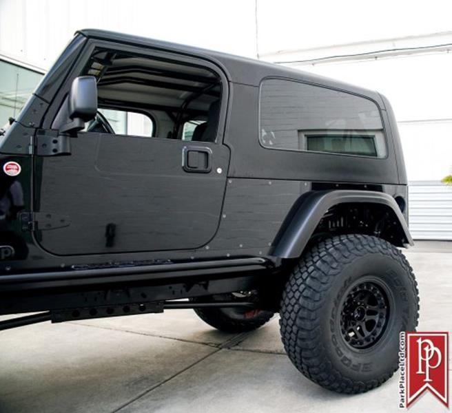 2005 Jeep Wrangler 28