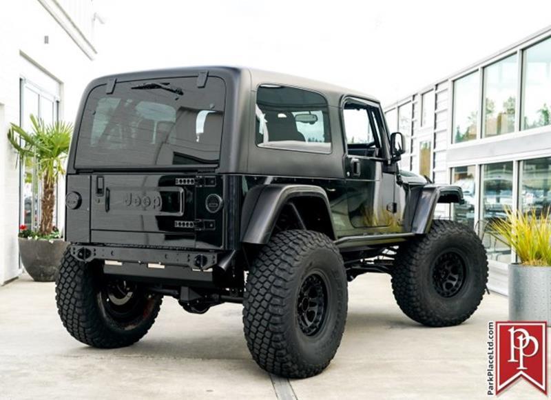 2005 Jeep Wrangler 29