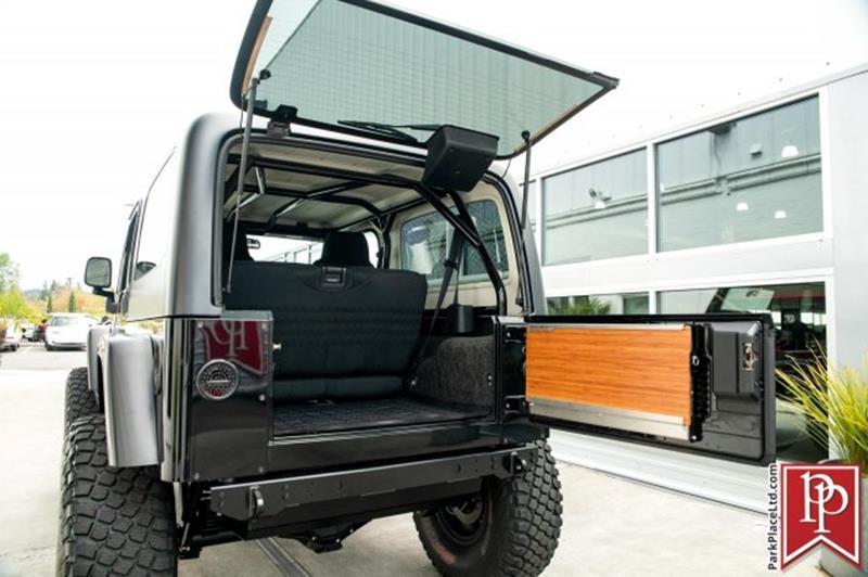 2005 Jeep Wrangler 10