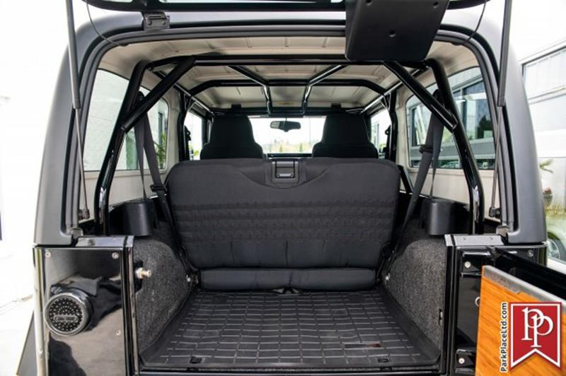 2005 Jeep Wrangler 11