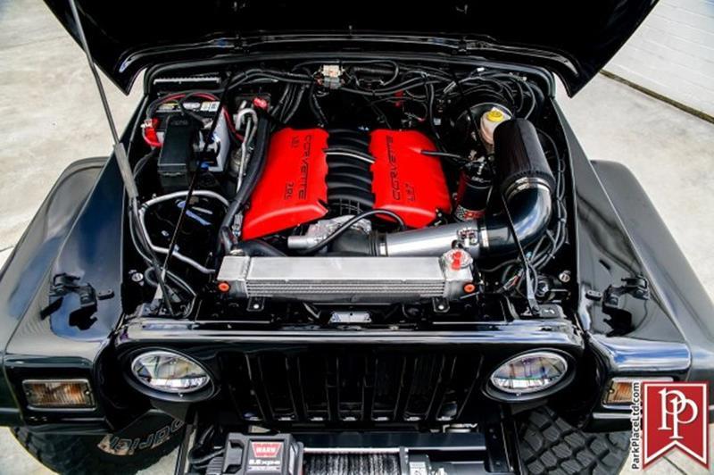 2005 Jeep Wrangler 17