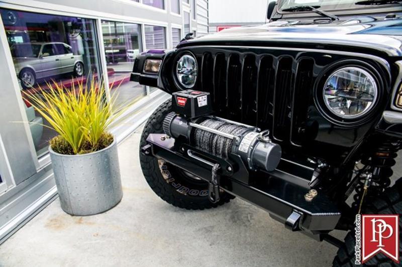2005 Jeep Wrangler 23