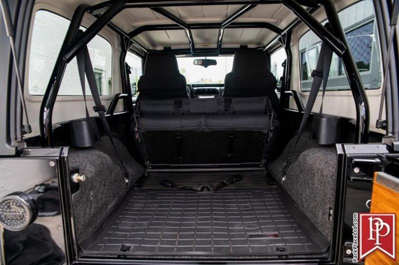 2005 Jeep Wrangler 12