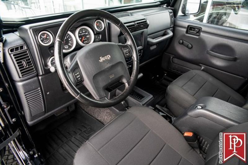 2005 Jeep Wrangler 62