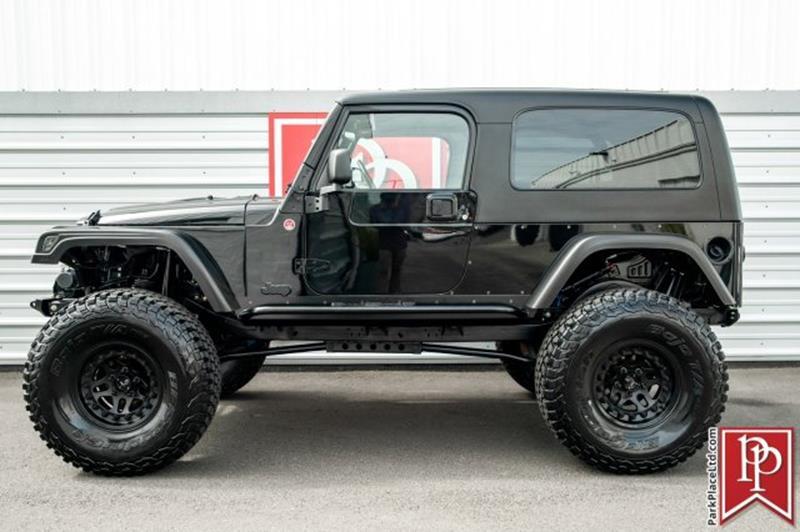 2005 Jeep Wrangler 56