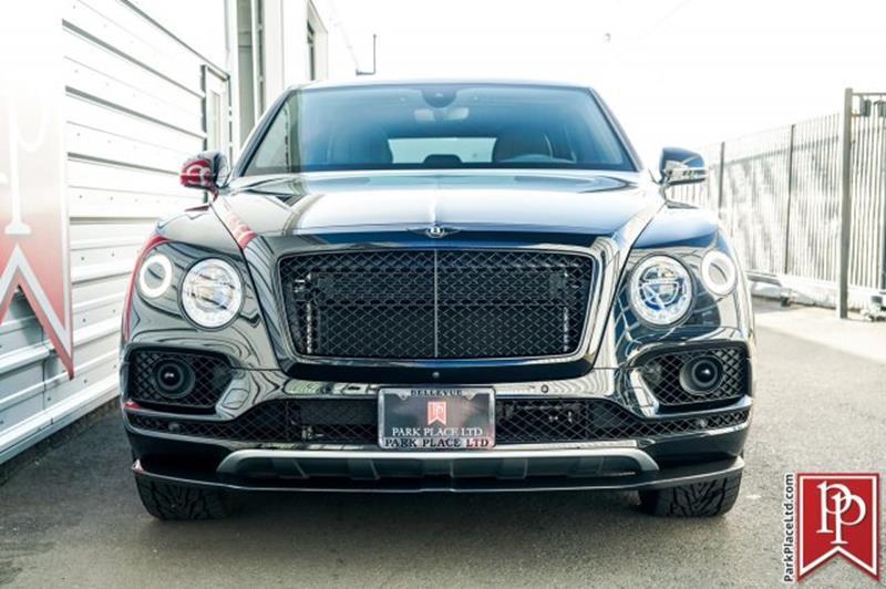 2018 Bentley Bentayga 2