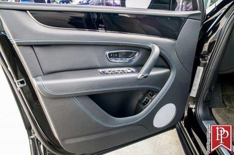 2018 Bentley Bentayga 10