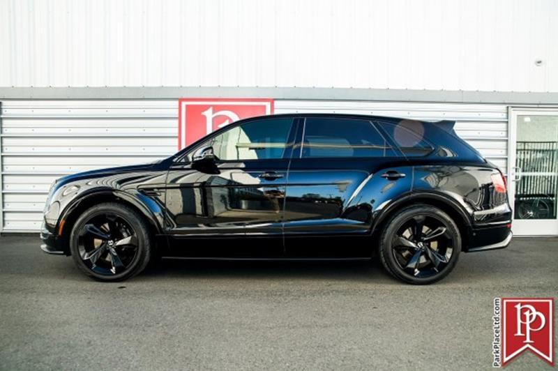 2018 Bentley Bentayga 3