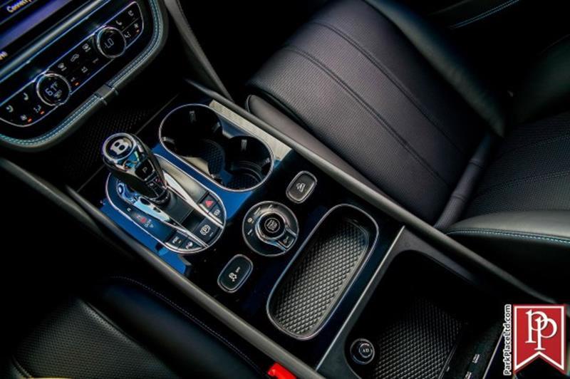 2018 Bentley Bentayga 39