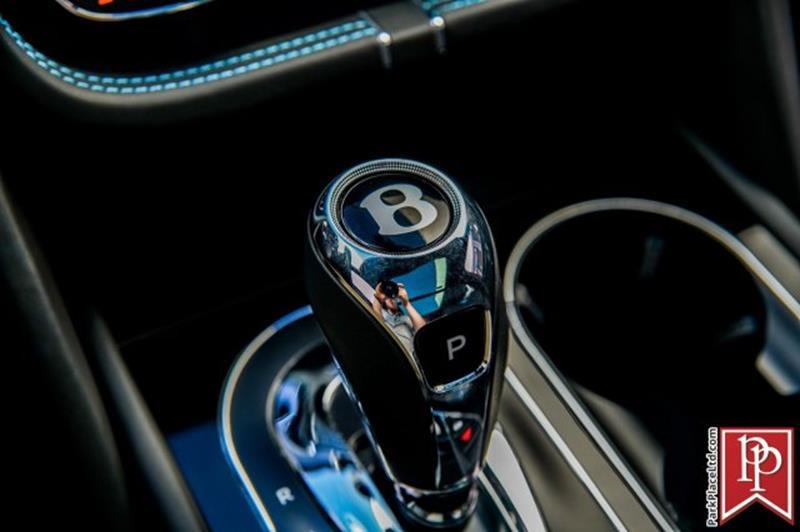 2018 Bentley Bentayga 42