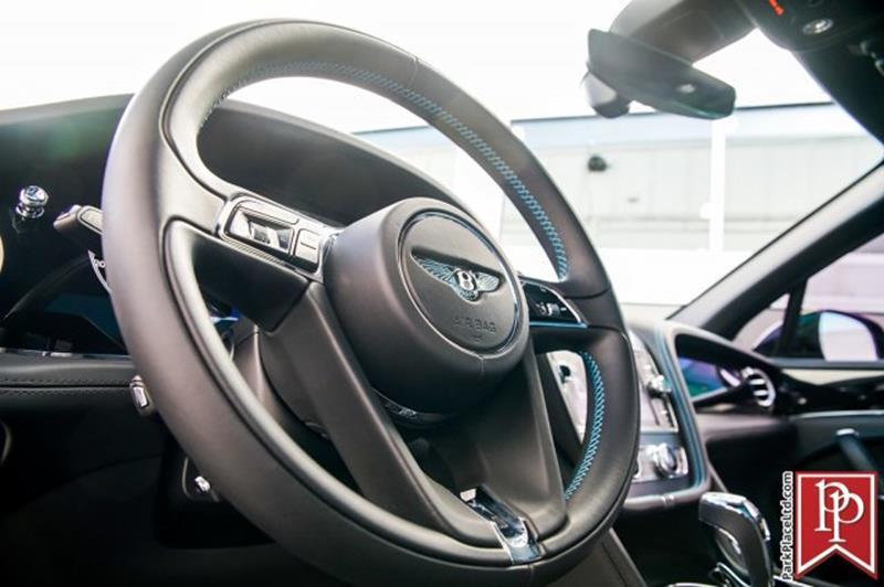 2018 Bentley Bentayga 19