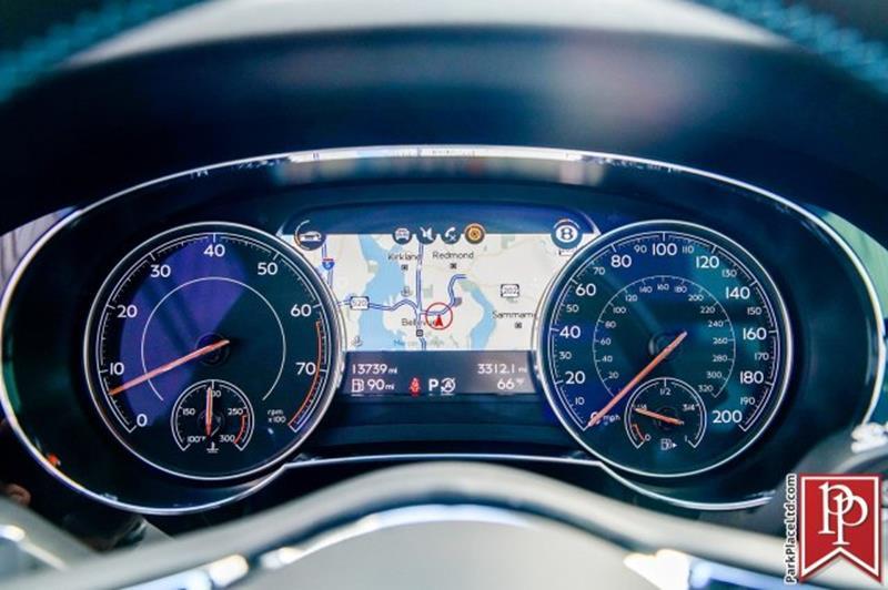 2018 Bentley Bentayga 29
