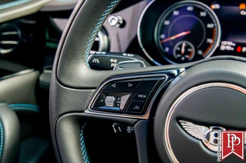 2018 Bentley Bentayga 22