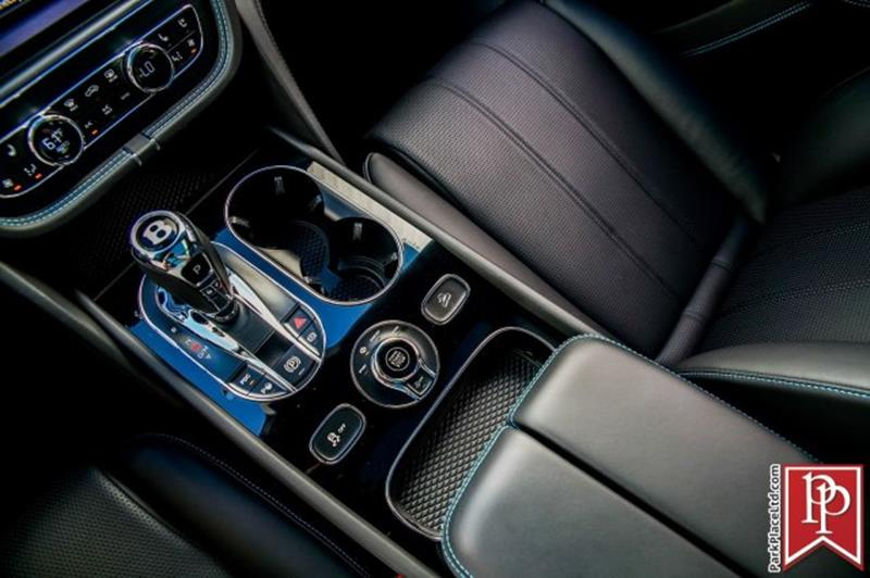2018 Bentley Bentayga 38