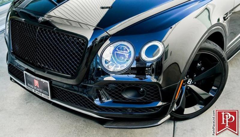 2018 Bentley Bentayga 55