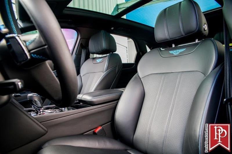 2018 Bentley Bentayga 9