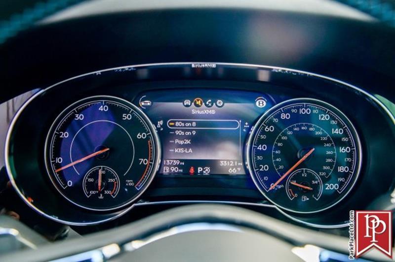 2018 Bentley Bentayga 27