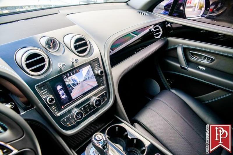 2018 Bentley Bentayga 30