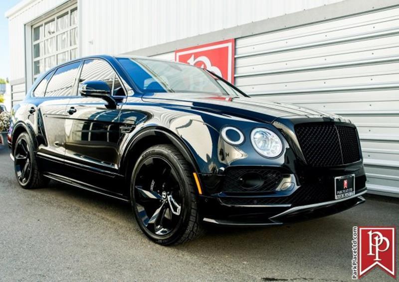 2018 Bentley Bentayga 7
