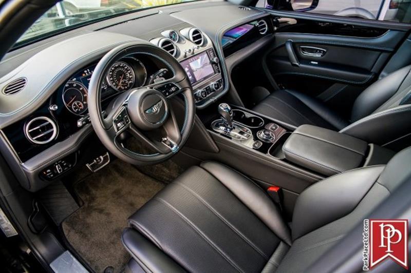 2018 Bentley Bentayga 8