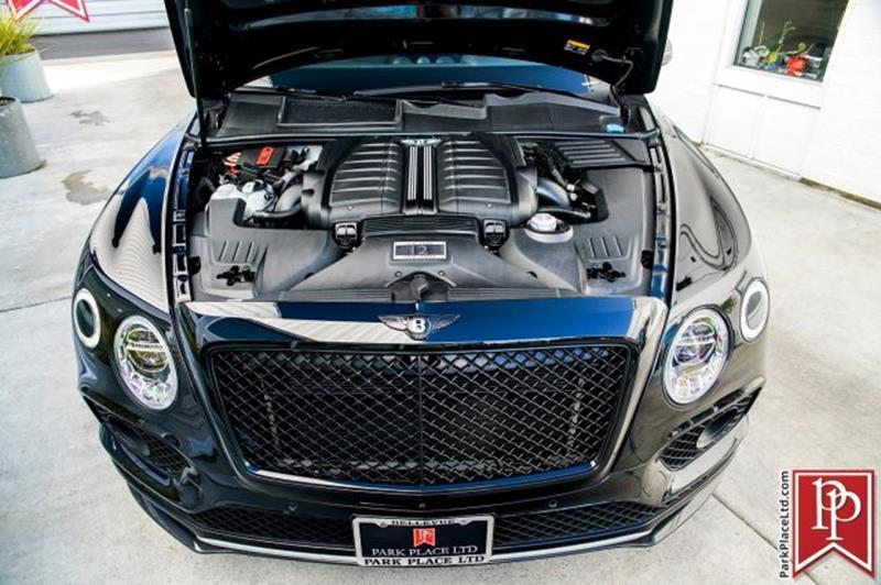 2018 Bentley Bentayga 49