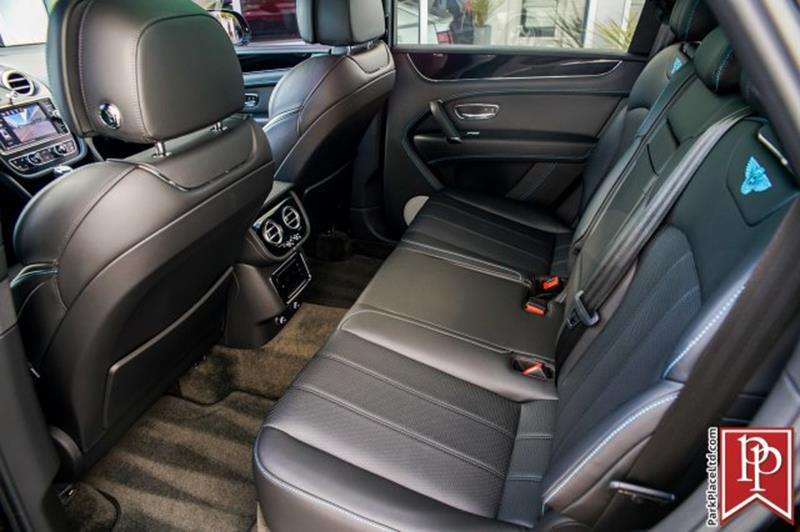 2018 Bentley Bentayga 20