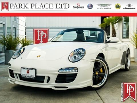 2011 Porsche 911 for sale in Bellevue, WA