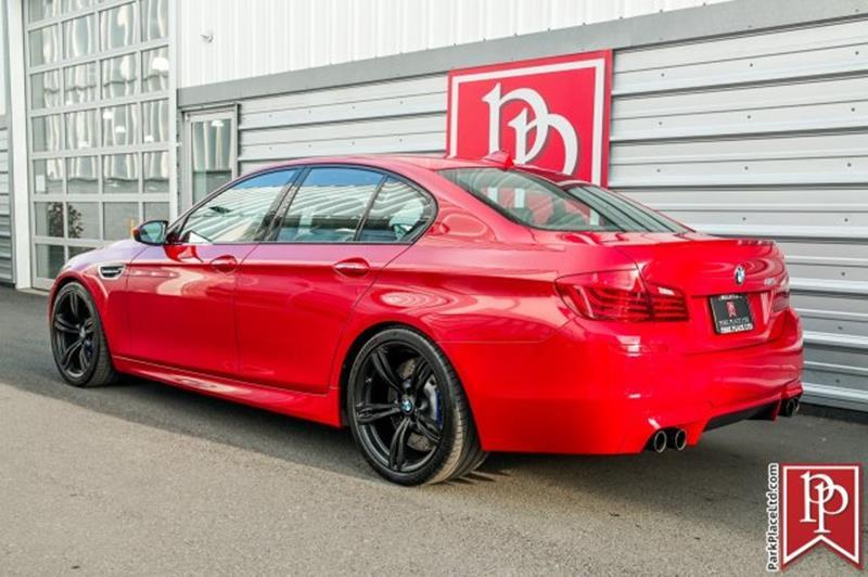 2016 BMW M5 3