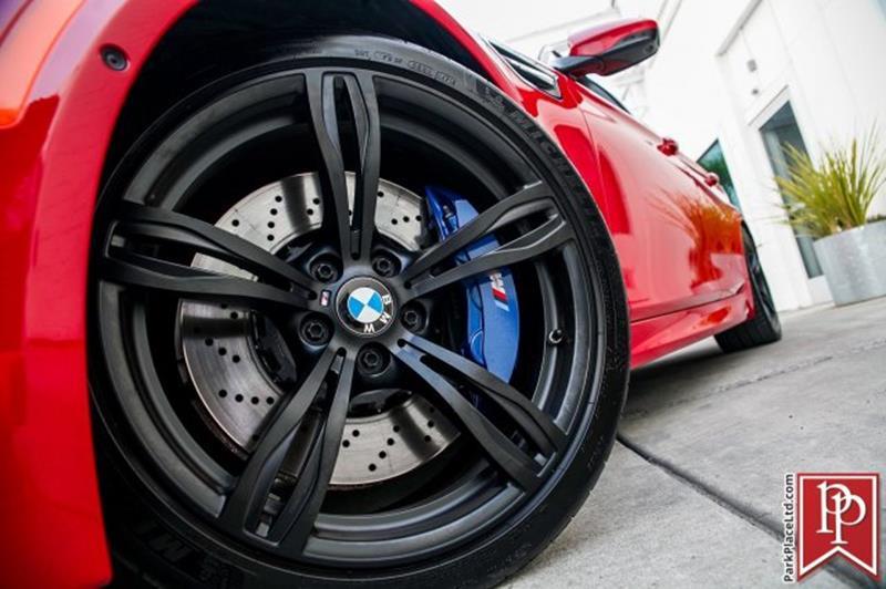 2016 BMW M5 55