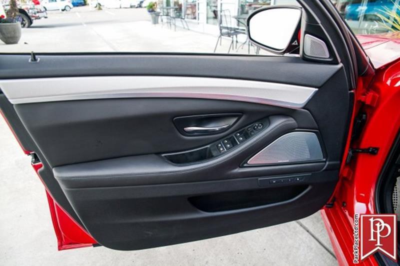 2016 BMW M5 11
