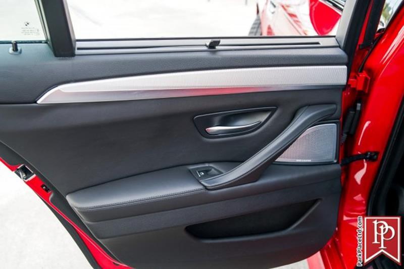 2016 BMW M5 40