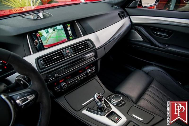 2016 BMW M5 23