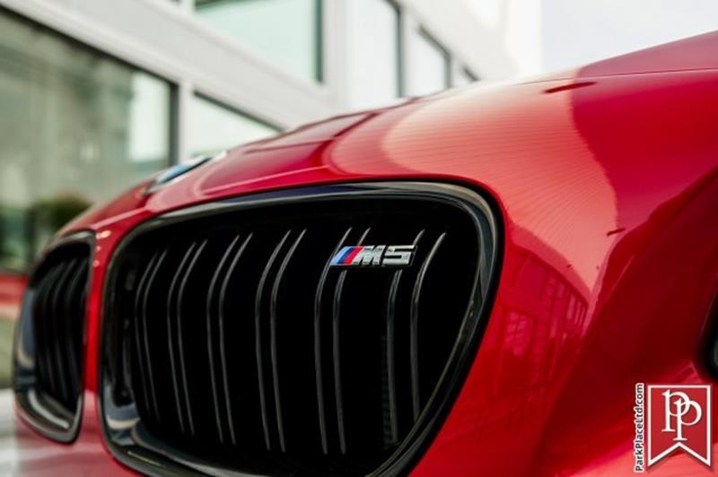 2016 BMW M5 53