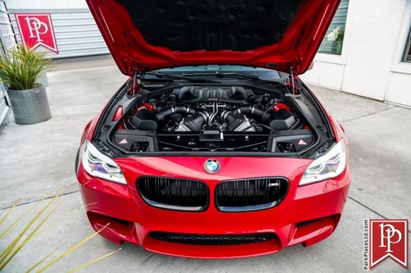 2016 BMW M5 49