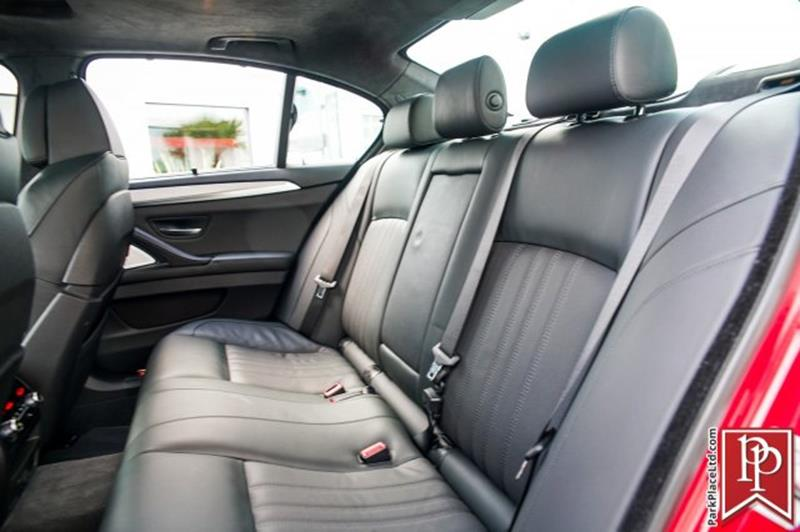 2016 BMW M5 42