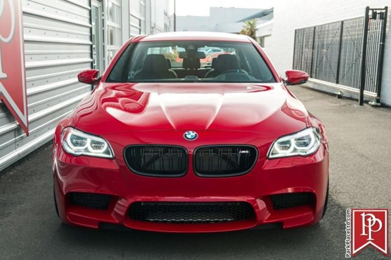 2016 BMW M5 8