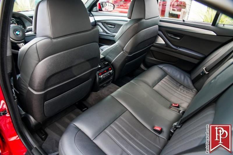 2016 BMW M5 41