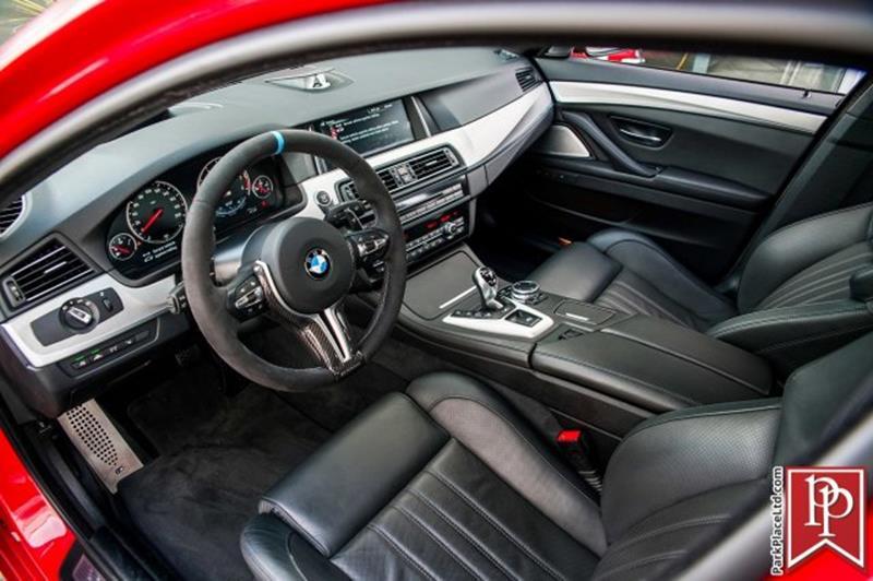2016 BMW M5 9
