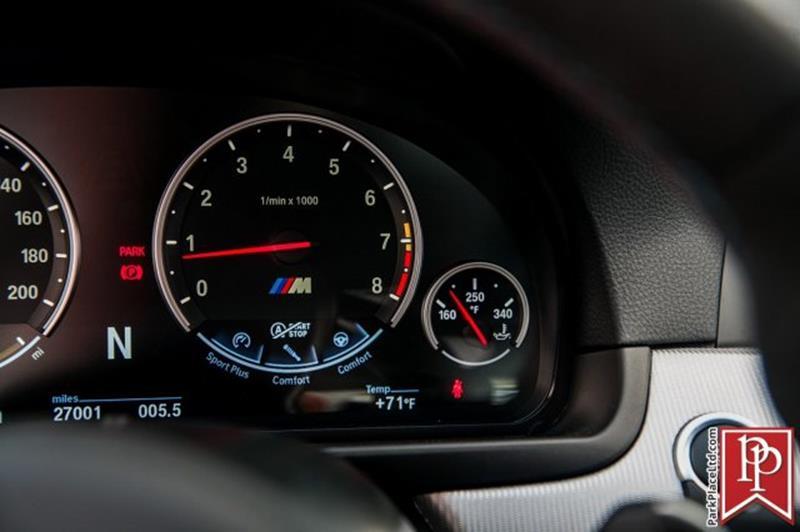 2016 BMW M5 22