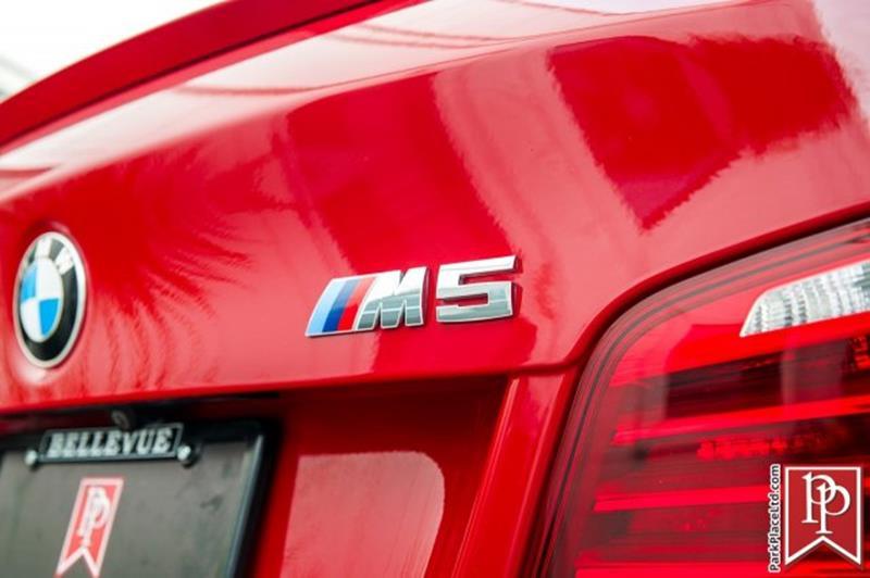 2016 BMW M5 59