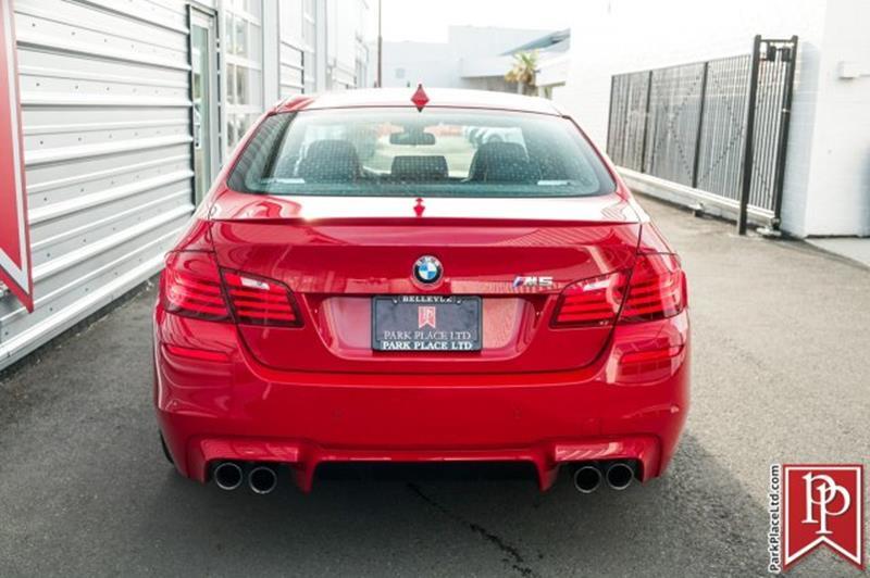 2016 BMW M5 4